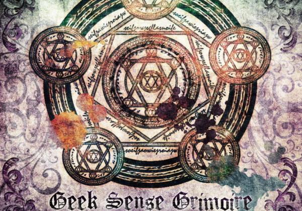 Geek sense Grimoire/COCOA CRASH